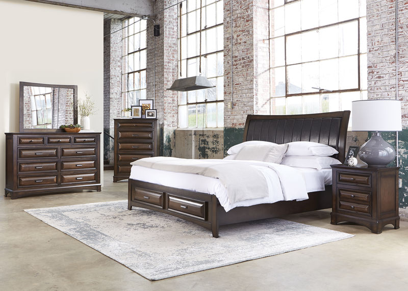 Knollwood Bedroom Set