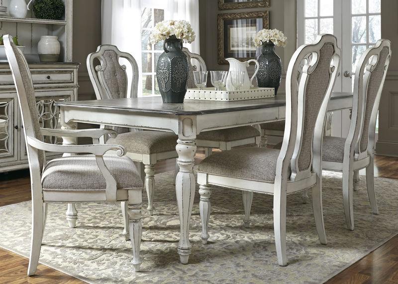 Magnolia Manor Formal Dining Room Set
