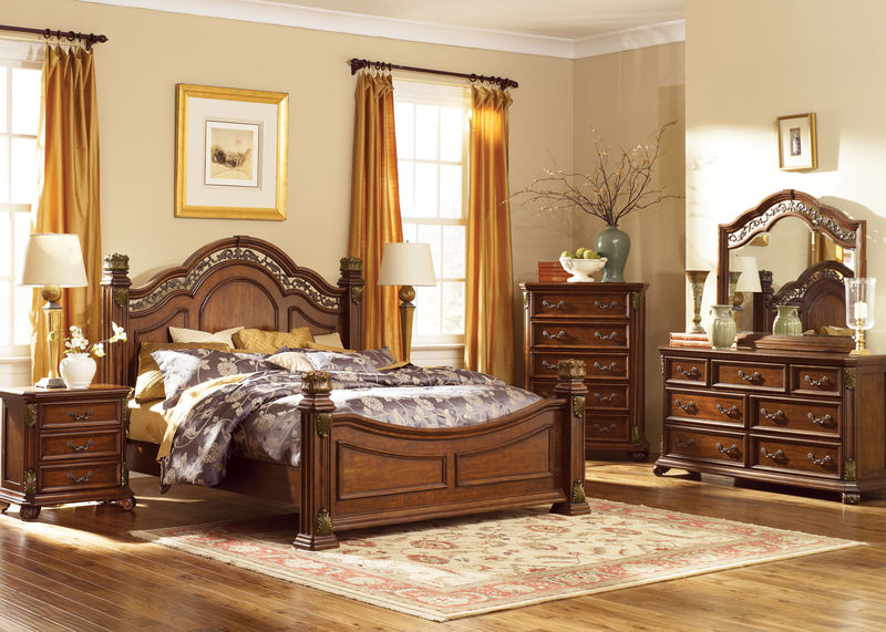 Messina Estates Bedroom Set