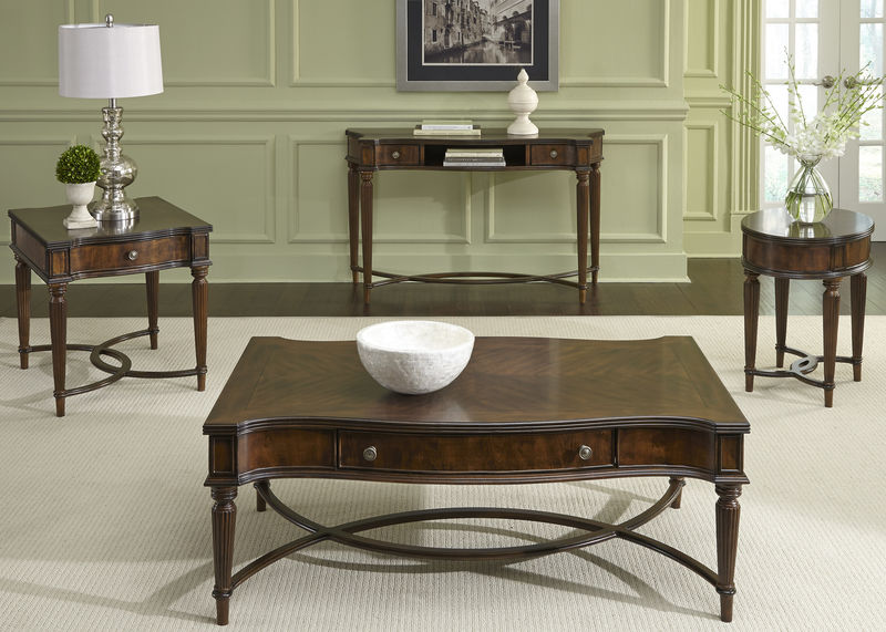 Regent Park Coffee Table Set