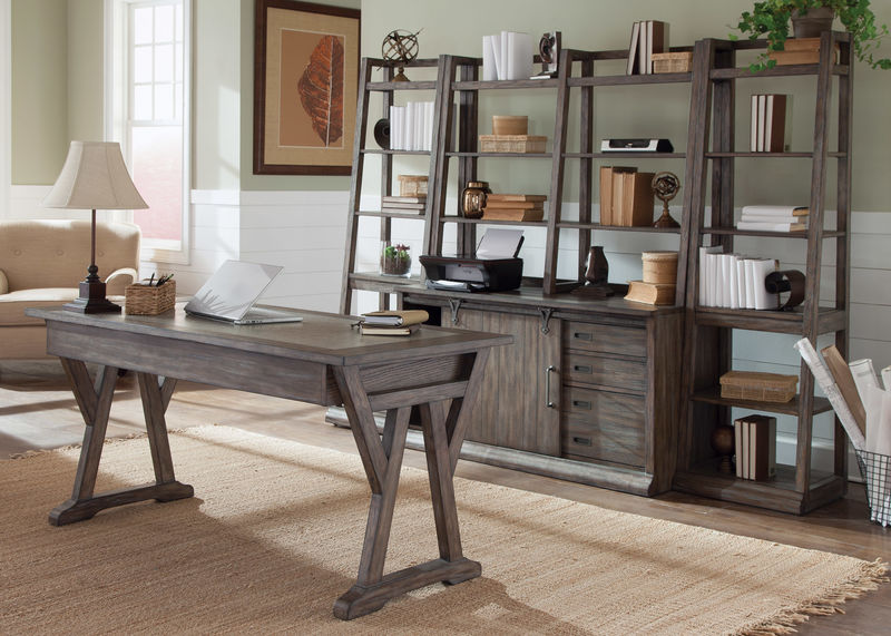 Stone Brook Home Office Set