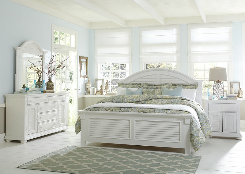 Summer House Bedroom Set