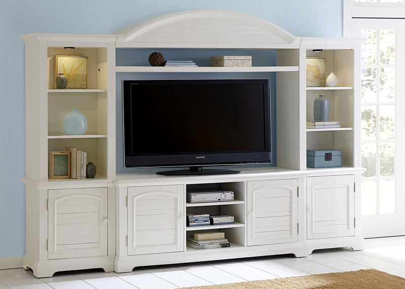Summer House Entertainment Center