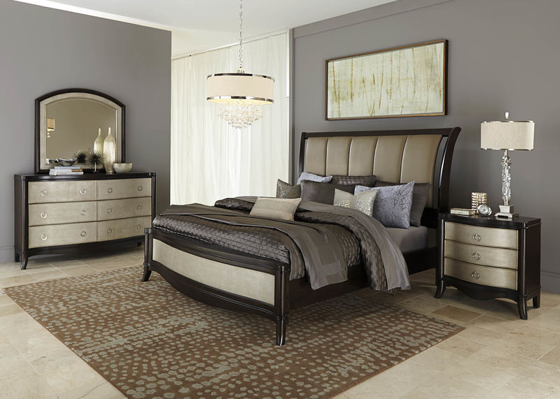 Sunset Boulevard Bedroom Set