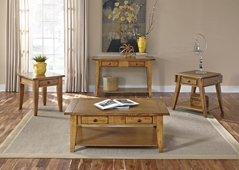 Treasures Coffee Table Set