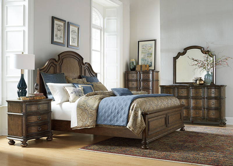 Tuscan Valley Bedroom Set