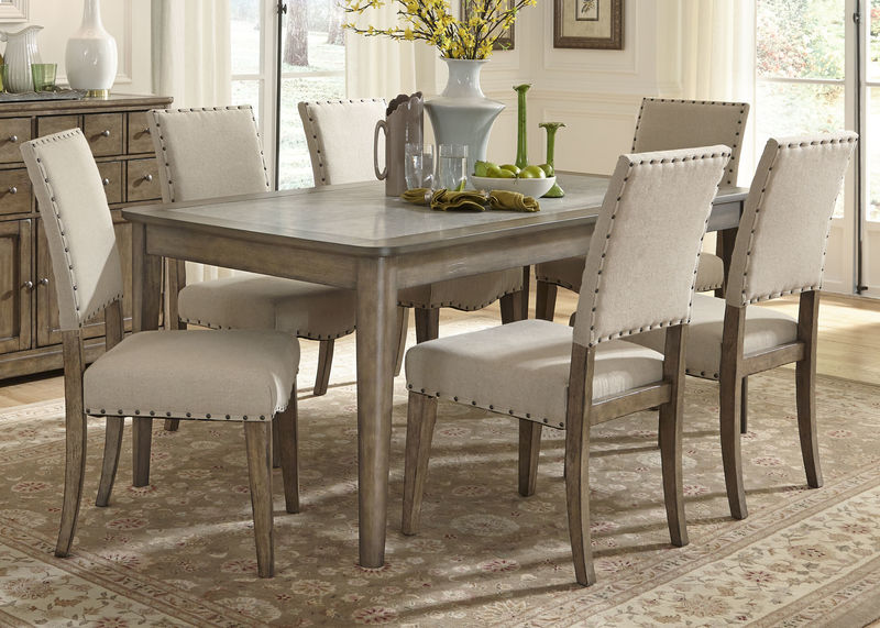 Dallas designer furniture britney counter height dining room set Dining room furniture dallas