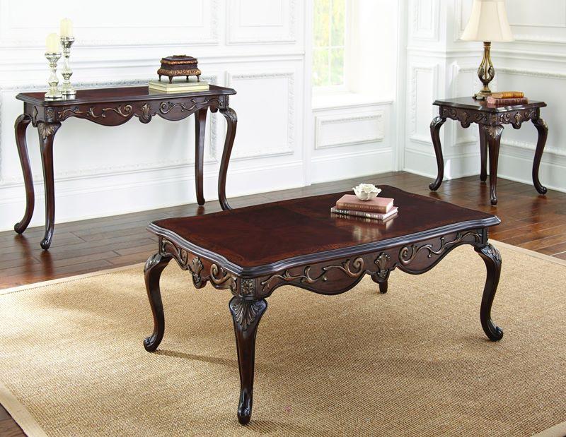 Lisburn Coffee Table Set