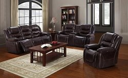 Mansfield Reclining Living Room Set