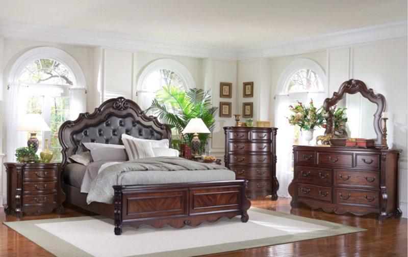Celeste Traditional Bedroom Set