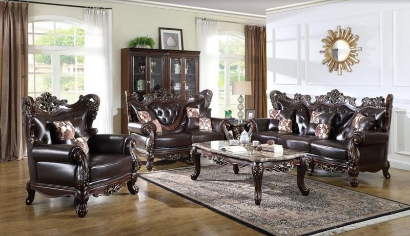 Frisco 3-Piece Special Formal Living Room Set