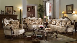 Beverly Formal Living Room Set