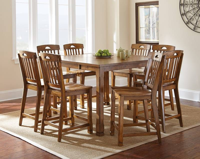 Menton Pub Table Set