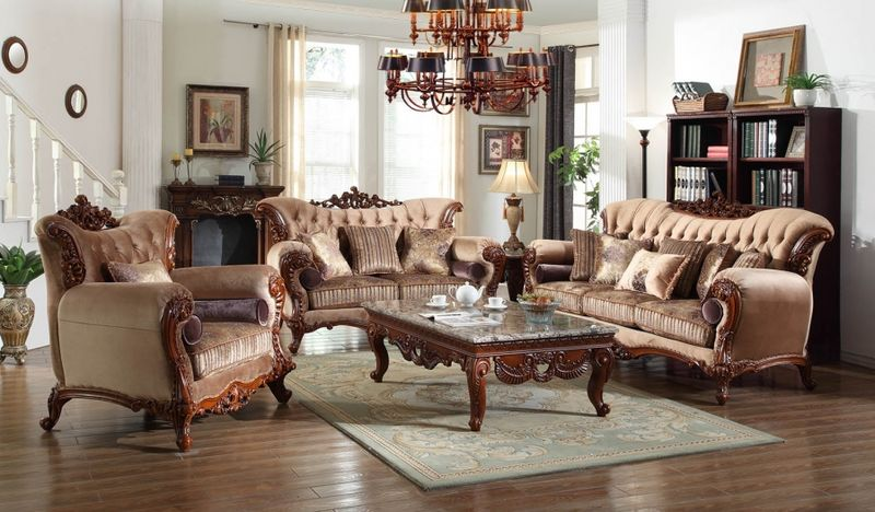Bordeaux Living Room Set