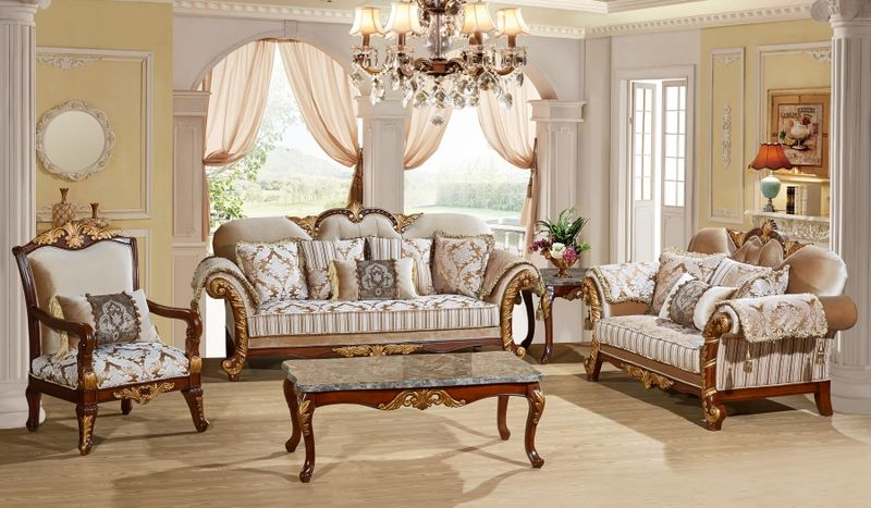 Camelia Living Room Set