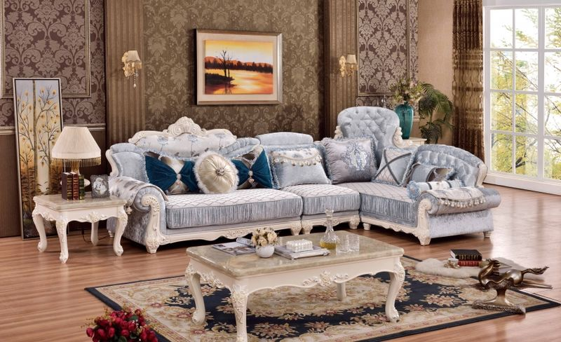 Fabia Sectional Sofa Set