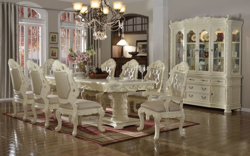 Madrid Formal Dining Room Set