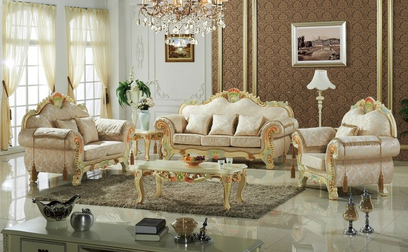 Milan Living Room Set