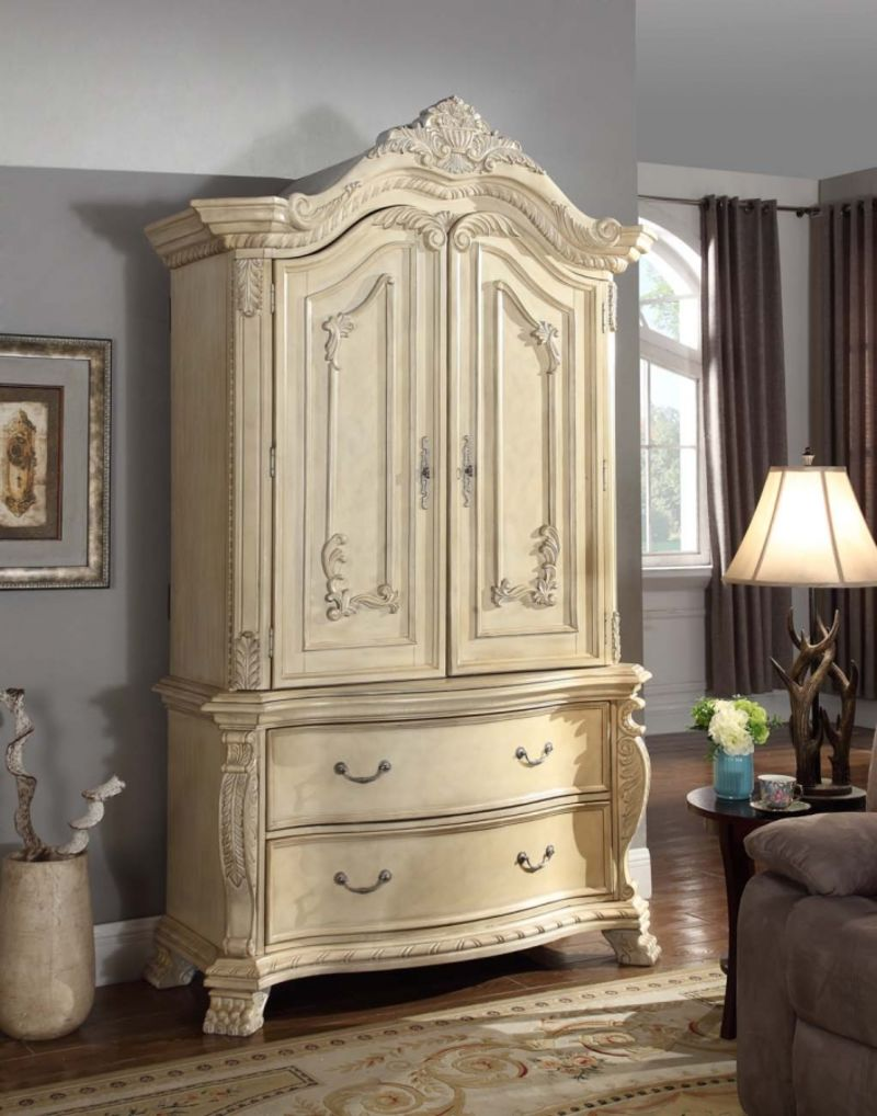Meridian monaco bedroom set dallas designer furniture for King size bedroom sets with armoire