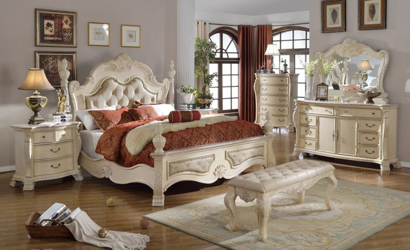 Monaco Bedroom Set