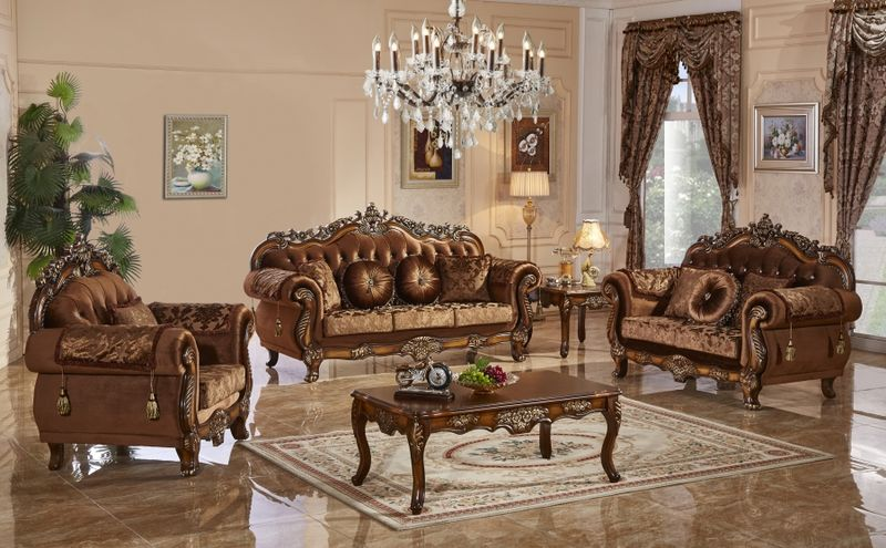 Napoli Living Room Set
