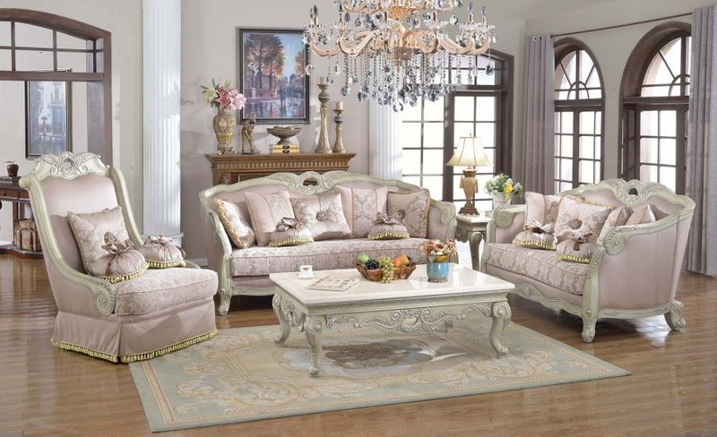 Positano Living Room Set