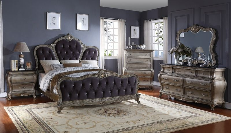 Roma Bedroom Set