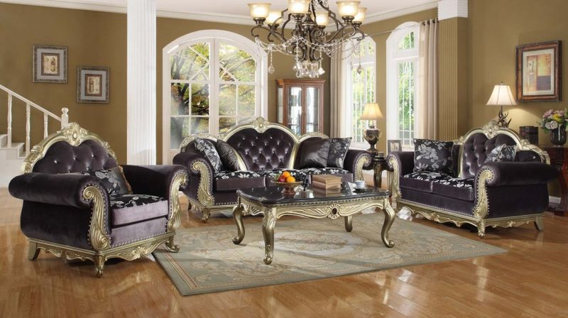 Roma Living Room Set