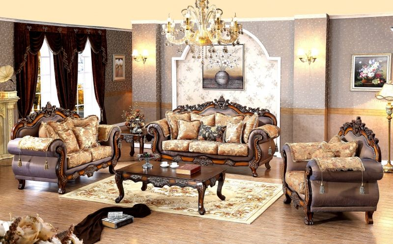 Seville Living Room Set