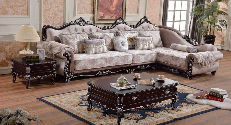 Valentino Sectional Sofa Set