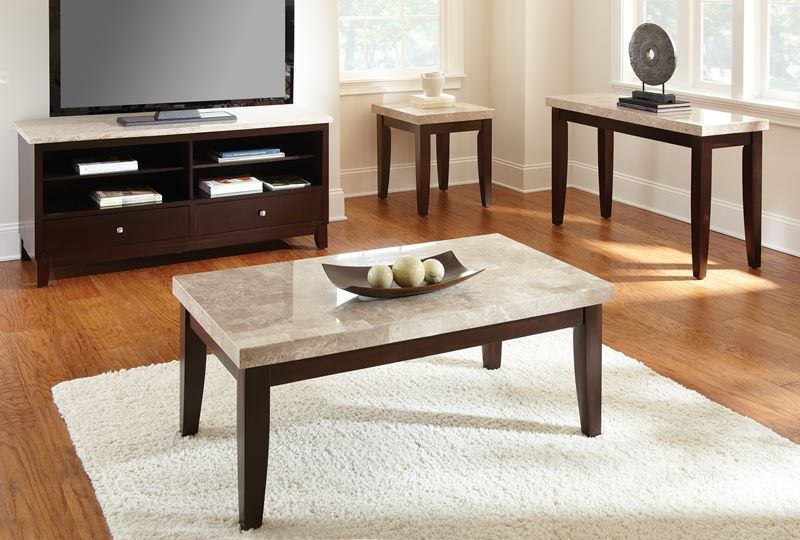 Dallas Designer Furniture | Monarch Coffee Table Set