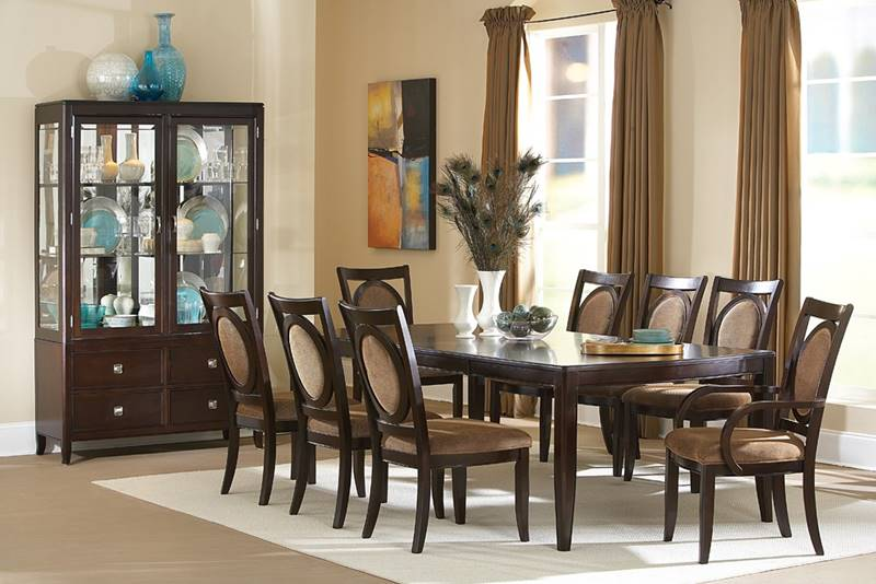 Montblanc Formal Dining Room Set