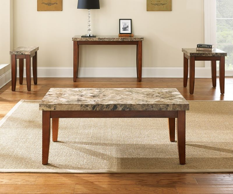 Dallas Designer Furniture | Montibello Coffee Table Set
