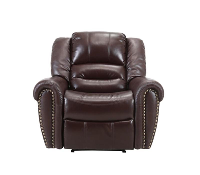 Braxton Living Room Set in Brown