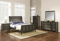 Richfield Bedroom Set in Smoke