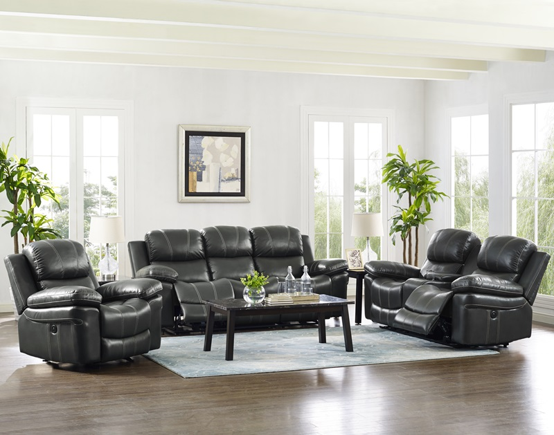 20-208 Cadence Reclining Sofa Set | New Classic | Free Delivery