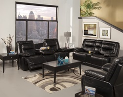 Torino Reclining Living Room Set