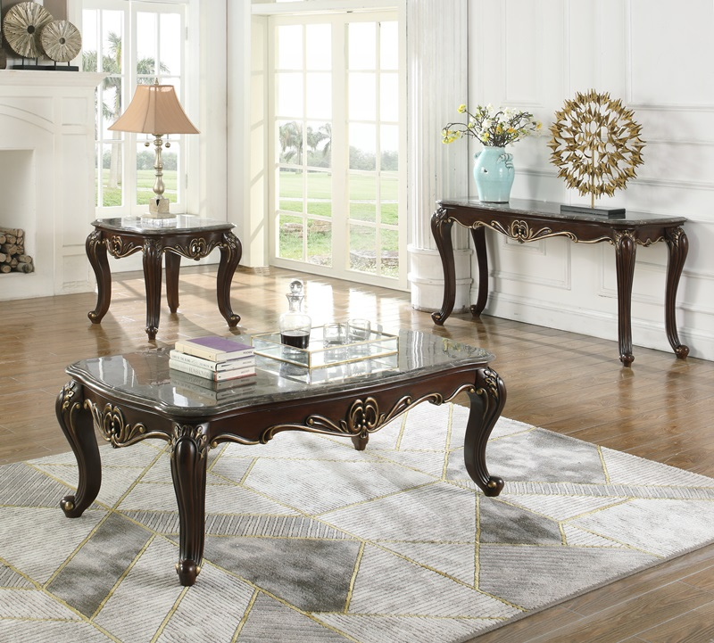Constantine Coffee Table Set