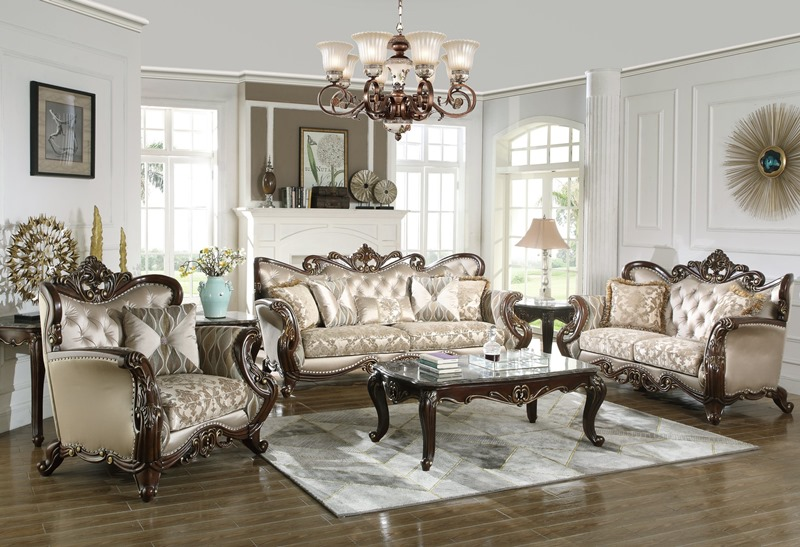 U532 Constantine Formal Living Room Set