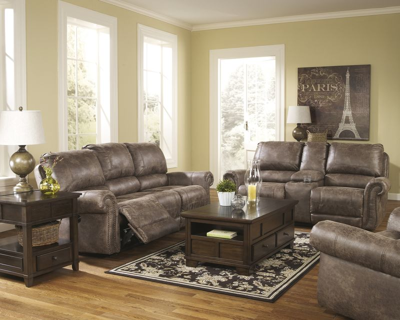Oberson Reclining Living Room Set