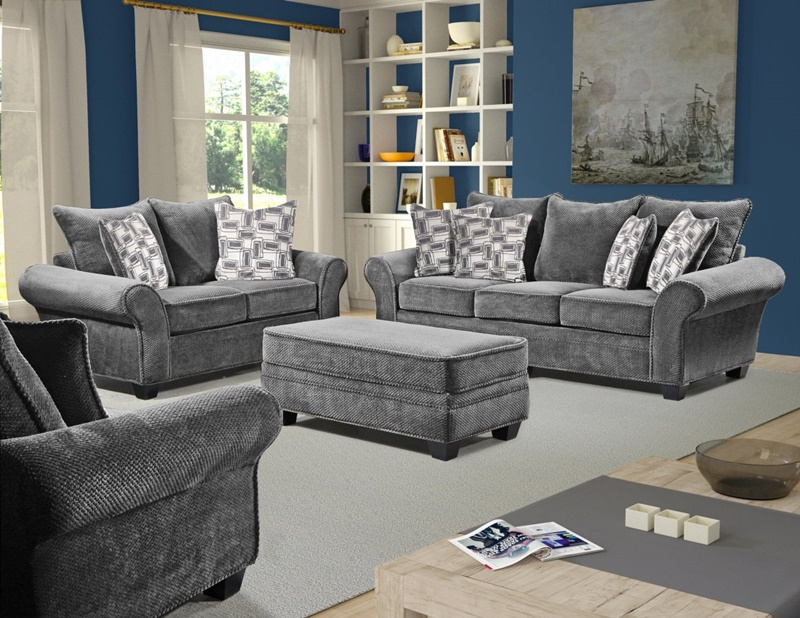 Artesia Granite Behold Living Room Set