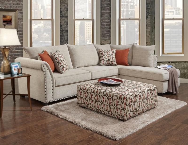 Patton Sectional Sofa