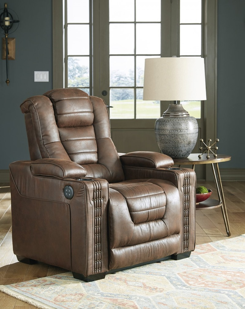 Owners Box Reclining Living Room Set