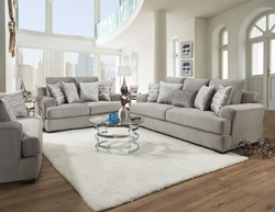 Cooper Platinum Living Room Set