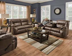 Henson Reclining Living Room Set