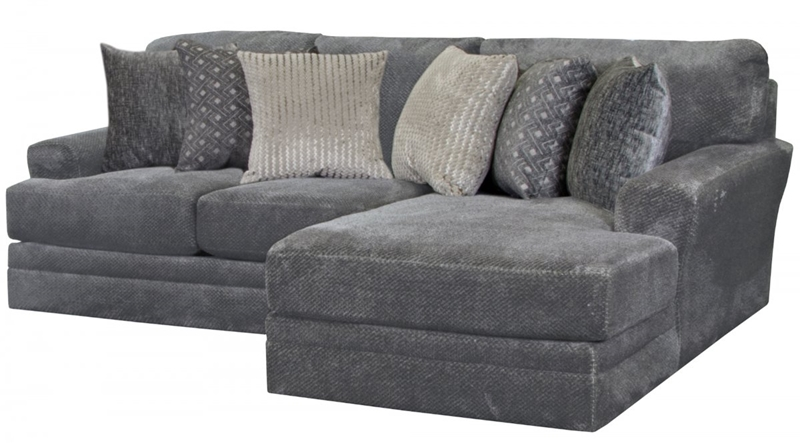 Mammoth Smoke Living Room Sectional