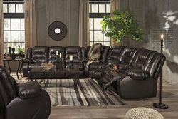 Vacherie Reclining Sectional