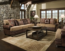 Yellowstone Living Room Set