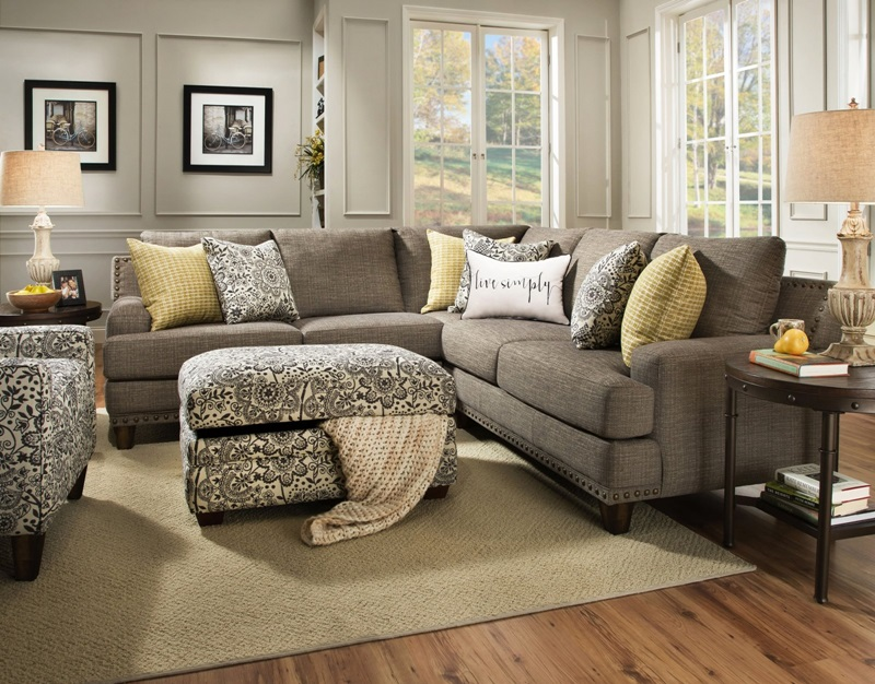 Julienne Sectional Sofa