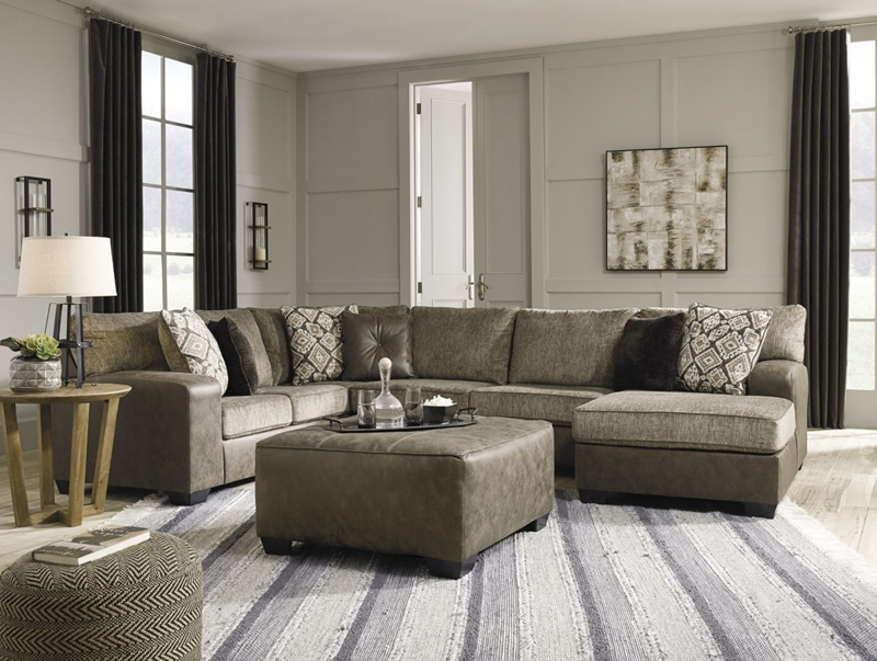 Abalone Living Room Sectional